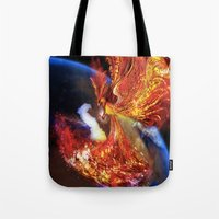 PHOENIX TEARS Tote Bag