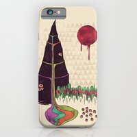 iPhone & iPod Case featuring Holy Mountain by Hector Mansilla