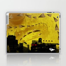airplanes and cigarettes Laptop & iPad Skin
