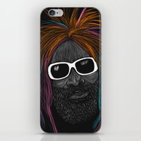 George Clinton iPhone & iPod Skin