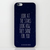 Look How They Shine For … iPhone & iPod Skin
