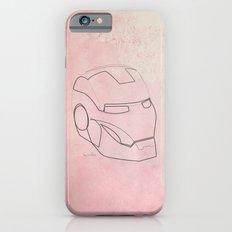 One line Iron Man iPhone 6 Slim Case