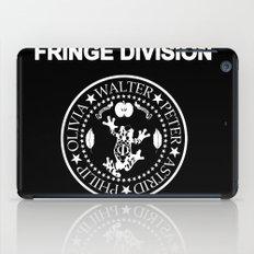 Fringe Division I wanna be sedated iPad Case