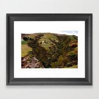 Ecuador  Framed Art Print