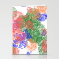 The Bubbles Stationery Cards