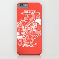 Creativity Is King iPhone 6 Slim Case
