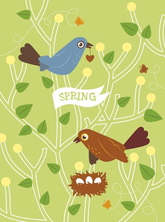 4 Seasons - Spring Canvas Print