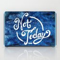 Not Today iPad Case