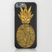 Bullion Rays Pineapple iPhone 6 Slim Case