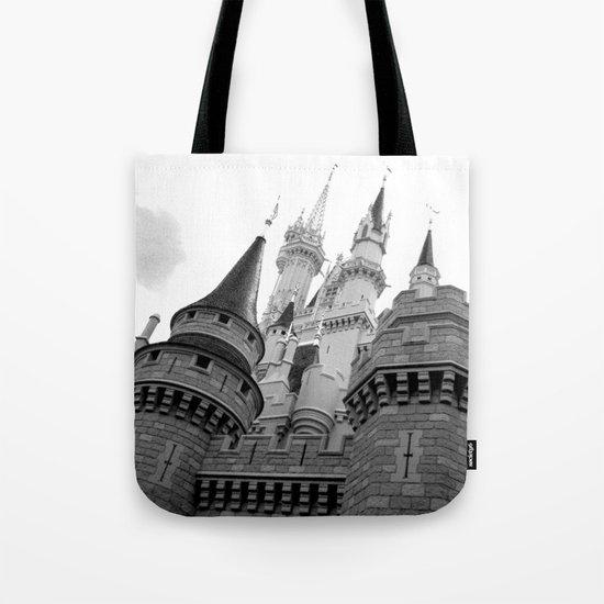 Disney Castle Tote Bag