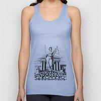 The Skulls Of Justice Unisex Tank Top