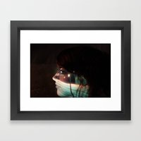 Highway Emma Framed Art Print