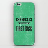 Chemicals iPhone & iPod Skin