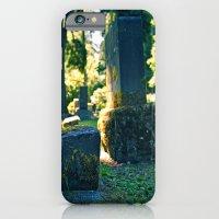 Gravestone aesthetics iPhone 6 Slim Case