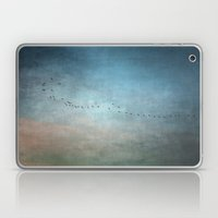 Toward The Sunset Laptop & iPad Skin
