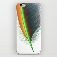Feather #9 iPhone & iPod Skin