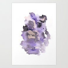 Ghosts Of The Past 83 Art Print