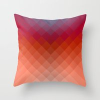 The Foundations Of Geome… Throw Pillow