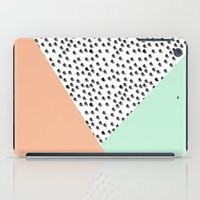 Mod Palm Springs - Abstr… iPad Case