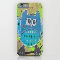 One For The Owl iPhone 6 Slim Case