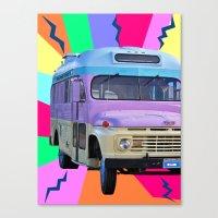 groovy! Canvas Print