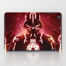 Tron Vader Red iPad Case