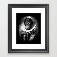 Milady Framed Art Print
