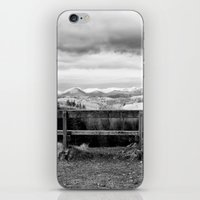 Bench With a View iPhone & iPod Skin