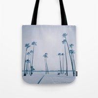 Summer Dissipation Tote Bag