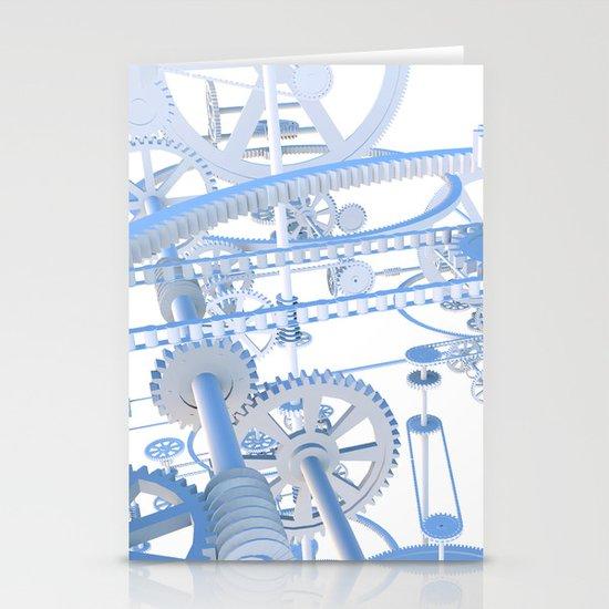 The Dream Machine Stationery Card