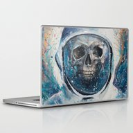 Laptop & iPad Skin featuring Gabriel by Tanya Shatseva
