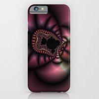 Lady Bug Fractal iPhone 6 Slim Case