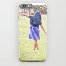 Living life iPhone 6 Slim Case