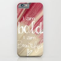 iPhone & iPod Case featuring Bold and Beautiful by Beth - Paper Angels Photography