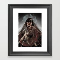Vail Framed Art Print