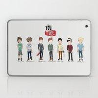 Youtube Boys  Laptop & iPad Skin