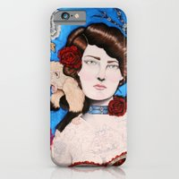 Augusta -- The Tattooed Lady iPhone 6 Slim Case