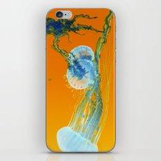 jelly in neon iPhone & iPod Skin