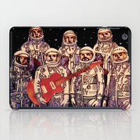 Astronauts With Guitar iPad Case