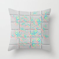 PushButton V.2 Throw Pillow