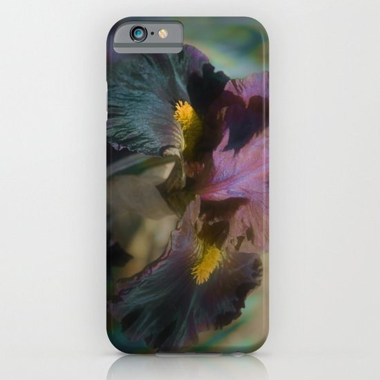 velvet iris iPhone & iPod Case