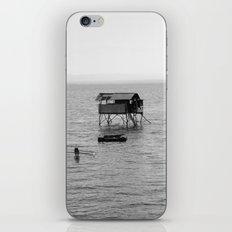 Sea Hut iPhone & iPod Skin