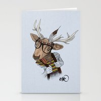 Dizzle Stationery Cards