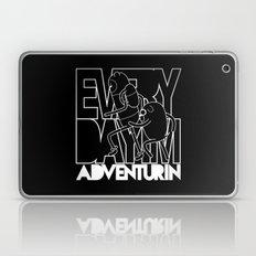 Every Day I'm Adventurin' - Light Laptop & iPad Skin