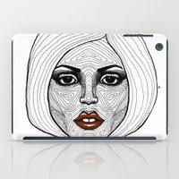 Face Analysis iPad Case
