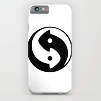 iPhone & iPod Case featuring Recycled Equilibrium by micheleficeli