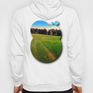 Outdoors In Sunny Spring Hoody