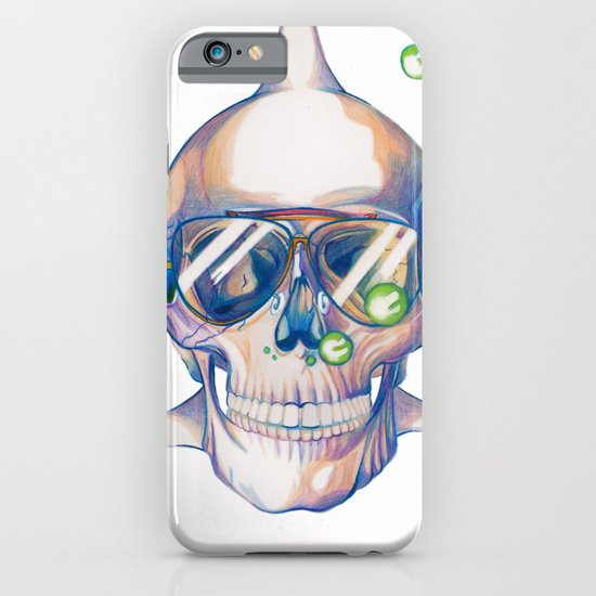 Skull Fish iPhone & iPod Case