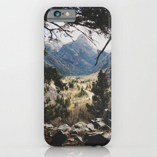 San Juan Forest iPhone & iPod Case