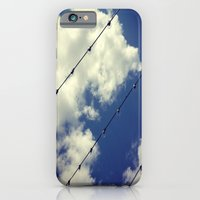 iPhone & iPod Case featuring Sky Lights by Machiine